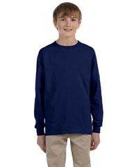 Gildan Youth Ultra Cotton® 6 oz. Long-Sleeve T-Shirt G240B