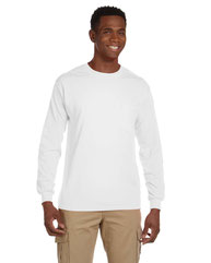 Gildan Adult Ultra Cotton® 6 oz. Long-Sleeve Pocket T-Shirt G241