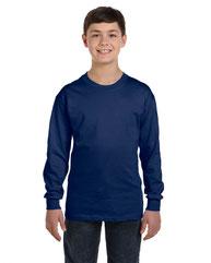 Gildan Youth  Heavy Cotton™ 5.3oz. Long-Sleeve T-Shirt G540B