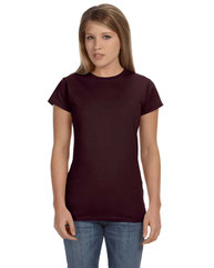 Gildan Ladies' Softstyle® 4.5 oz. Fitted T-Shirt G640L