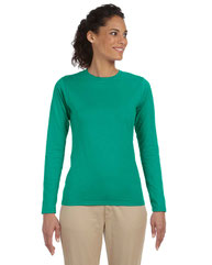 Gildan Ladies' Softstyle®  4.5 oz. Long-Sleeve T-Shirt G644L