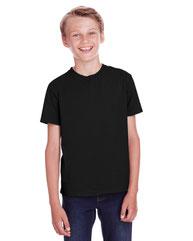 ComfortWash by Hanes Youth 5.5 oz., 100% Ring Spun Cotton Garment-Dyed T-Shirt GDH175