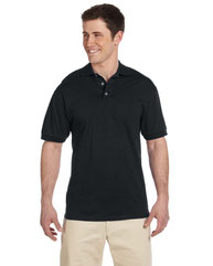 Jerzees Adult 6.1 oz. Heavyweight Cotton™ Jersey Polo J100