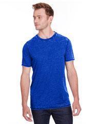 J America Adult Vintage Zen Jersey T-Shirt JA8115