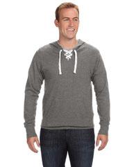 J America Adult Sport Lace Jersey Hood JA8231