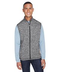 J America Adult Cosmic Fleece Vest JA8631