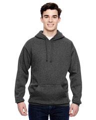 J America Adult Tailgate Fleece Pullover Hood JA8815