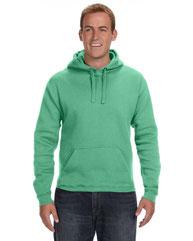 J America Adult Premium Fleece Pullover Hood