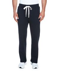 J America Adult Premium Open Bottom Fleece Pant JA8992
