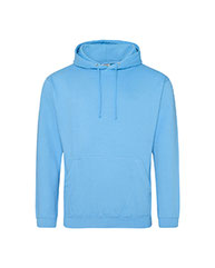 Just Hoods By AWDis Men's 80/20 Midweight College Hooded Sweatshirt JHA001