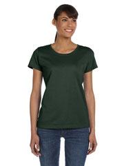 Fruit of the Loom Ladies' 5 oz., HD Cotton™ T-Shirt L3930R
