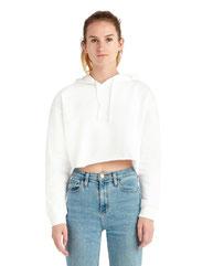 Lane Seven Ladies' Crop Hooded Sweatshirt LS12000
