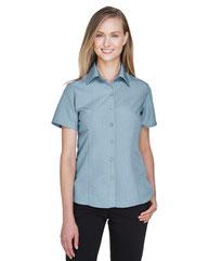 Harriton Ladies' Barbados Textured CampShirt M560W