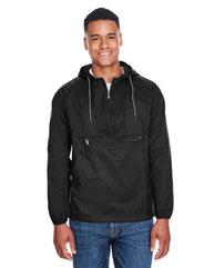 Harriton Adult Packable Nylon Jacket M750