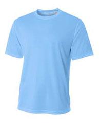 A4 Men's Birds-Eye Mesh T-Shirt