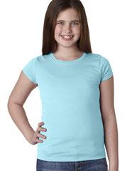 Next Level Youth Girls' Princess T-Shirt