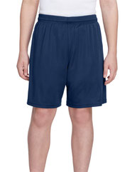 A4 Youth Cooling Performance Polyester Short
