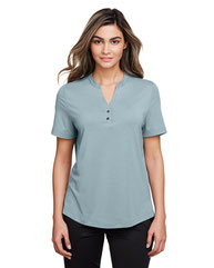 North End Ladies' Jaq Snap-Up Stretch Performance Polo NE100W
