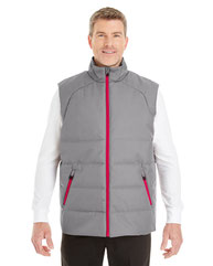 North End Men's Engage Interactive Insulated Vest NE702