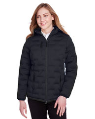 North End Ladies' Loft Puffer Jacket NE708W