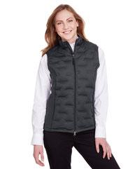 North End Ladies' Loft Pioneer Hybrid Vest NE709W
