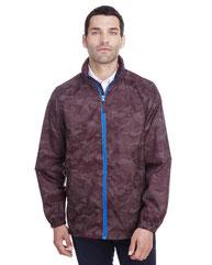North End Men's Rotate Reflective Jacket NE711