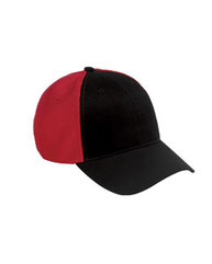 Big Accessories OldSchool Baseball Cap with Technical Mesh OSTM