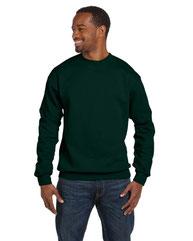 Hanes Unisex 7.8 oz., Ecosmart® 50/50 Crewneck Sweatshirt P1607