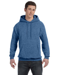 Hanes Unisex 7.8 oz., Ecosmart® 50/50 Pullover Hooded Sweatshirt