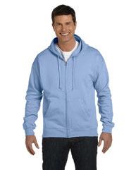 Hanes Adult 7.8 oz. EcoSmart® 50/50 Full-Zip Hood