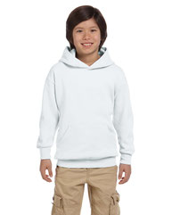 Hanes Youth 7.8 oz. EcoSmart® 50/50 Pullover Hood P473