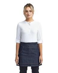 Artisan Collection by Reprime Unisex Jeans Stitch Denim Waist Apron RP125