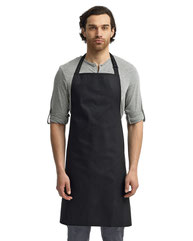 """Artisan Collection by Reprime """"Colors"""" Sustainable Bib Apron RP150"""
