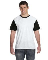 Sublivie Men's Blackout Sublimation T-Shirt