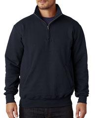 Champion Adult 9 oz., Double Dry Eco® Quarter-Zip Pullover