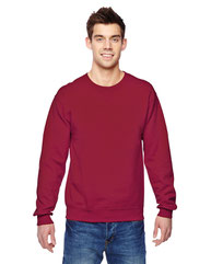Fruit of the Loom Adult 7.2 oz. SofSpun® Crewneck Sweatshirt SF72R