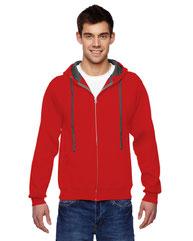 Fruit of the Loom Adult 7.2 oz. SofSpun® Full-Zip Hooded Sweatshirt SF73R
