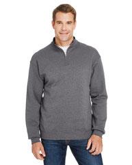 Fruit of the Loom Adult 7.2 oz. Sofspun® Quarter-Zip Sweatshirt SF95R
