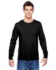 Fruit of the Loom Adult 4.7 oz. Sofspun® Jersey Long-Sleeve T-Shirt SFLR