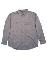 Berne Men's Utility Lightweight Canvas Woven Shirt