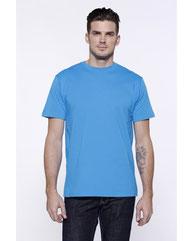 StarTee Drop Ship Men's Cotton Crew Neck T-Shirt