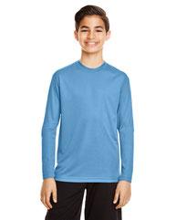 Team 365 Youth Zone Performance Long-Sleeve T-Shirt TT11YL