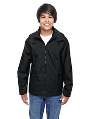 Team 365 Youth Conquest Jacket with Fleece Lining TT72Y