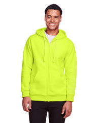 Team 365 Men's Zone HydroSport™ Heavyweight Full-Zip Hooded Sweatshirt TT95