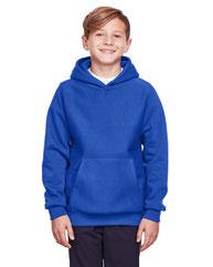 Team 365 Youth Zone HydroSport™ Heavyweight Pullover Hooded Sweatshirt TT96Y