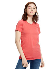 US Blanks Ladies' Made in USA Short Sleeve Crew T-Shirt US100