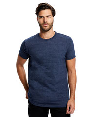 US Blanks Men's Short-Sleeve Made in USA Triblend T-Shirt US2229