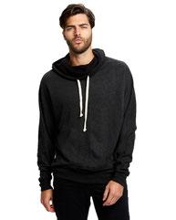 US Blanks Unisex French Terry Snorkel Pullover Sweatshirt US897