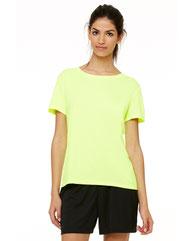 All Sport Ladies' Performance Short-Sleeve T-Shirt W1009