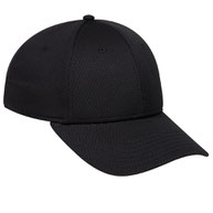 """""""Otto Flex"""" Cool Comfort Stretable Polyester Honeycomb Mesh Low Profile Style Caps (S/M) (L/XL)"""
